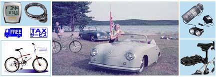 Porsche Bikes